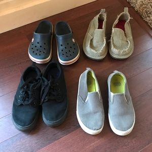 Other - 4- pair boys shoes